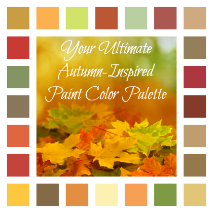 24 autumn inspired paint colors to fall for mommyfriend