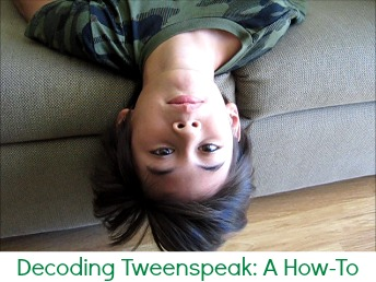 Tweenspeak snapshot