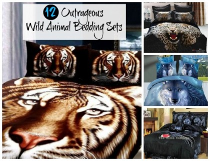 Animal bedding sets