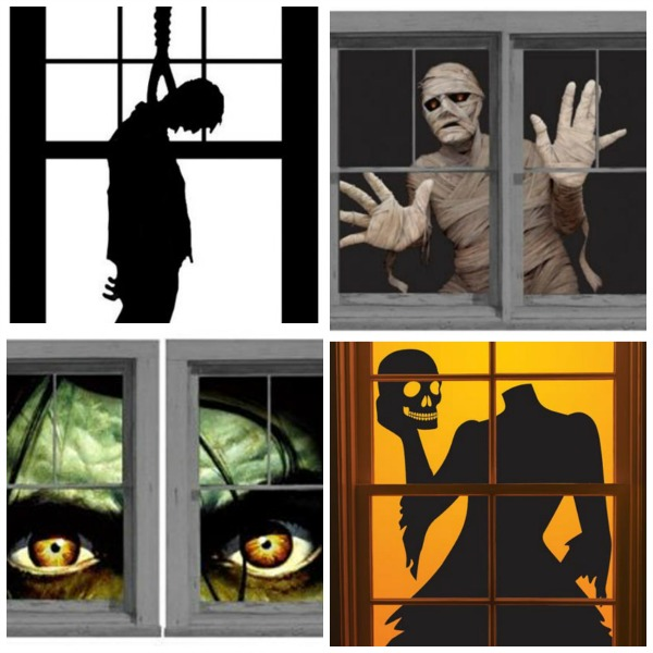 20 Spooky Halloween Window Decorations Mommyfriend